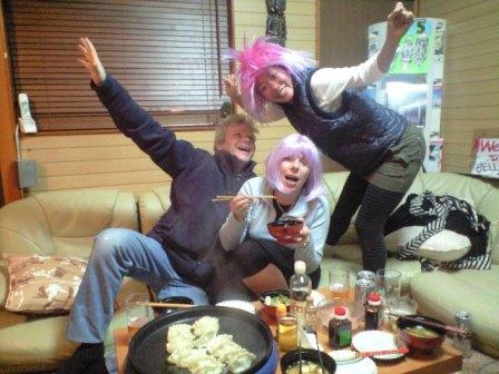 yoko gyouza party