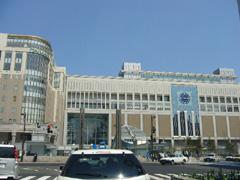 札幌駅外観