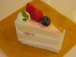 一人分のケーキ