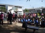 コーエン村学校訪問