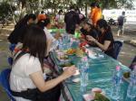 コーエン村での食事6