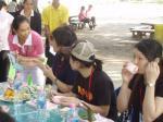 コーエン村での食事7