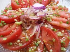 080719韓国トマトサラダ