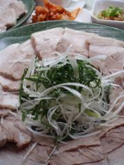 080719韓国風豚しゃぶ
