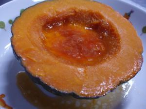 チンかぼちゃ調理後