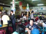 町の食堂にて1
