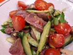 タイ牛肉サラダ