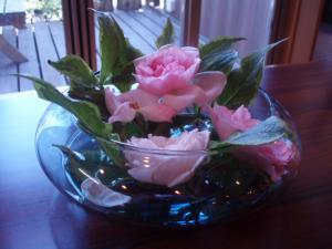 近藤さん宅のお花1