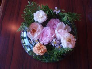 近藤さん宅のお花2
