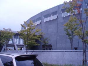 葛塚中学校
