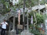 Tham Pha cave