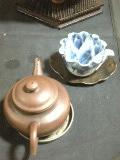 茶銚と湯冷まし