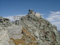 この季節、雄山神社は参拝無料