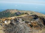 伏拝岳から笙ヶ岳・日本海