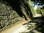32岡城址の石垣