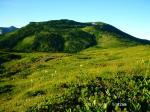 39太郎兵衛平から北ノ俣方面の眺め