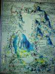 00 大崩の茶屋御主人手製の地図