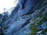 16 像岩のトラバース