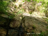 27 水のない奥高座の滝