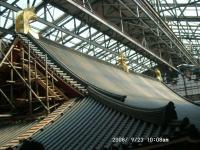 11 大極殿復元工事見学