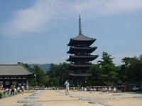 22 興福寺五重塔