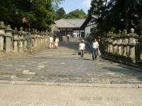 29 二月堂への坂道