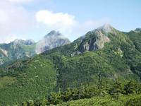 横岳・赤岳・ギボシ