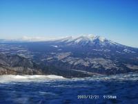 01 八ヶ岳全望
