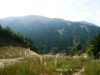 コヤマノ岳と武奈ヶ岳