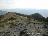武奈ヶ岳下山コース