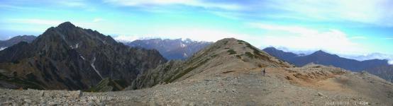 11別山からの眺め