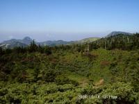 12 笠ヶ岳と横手山