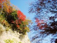 09梅ヶ瀬渓谷を出て