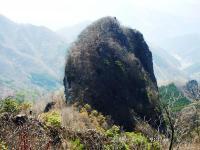 03 鹿岳本峰より南峰