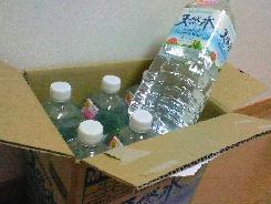 サントリー天然水