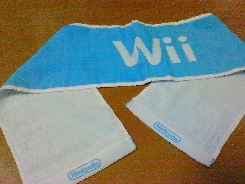 Wii タオル