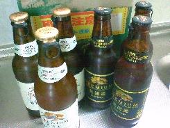 無濾過ビール