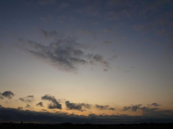 雲の中に~~