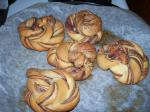マーブルパン、焼成後