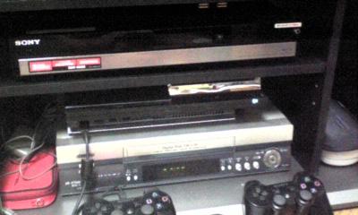 ブルーレイレコーダー&PS3