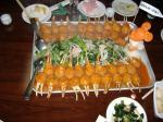 長岡の食材を使ったお料理