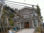 車庫の屋根