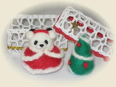 『パンダいっぱいのクリスマス』その2
