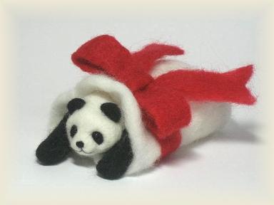 プレゼントパンダ