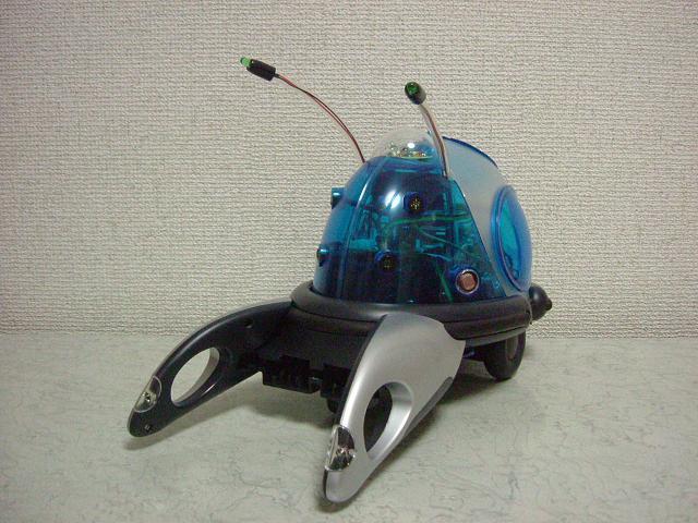 リアルロボット 斜め