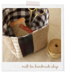go to 『milk tea handmade shop』