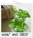 welcome to 【ecca* web SHOP】
