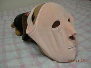 タイジュニ顔マスク