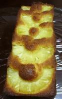 ココナッツとパインのケーキ
