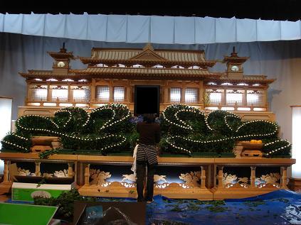 生花祭壇5